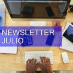 Newsletter Julio